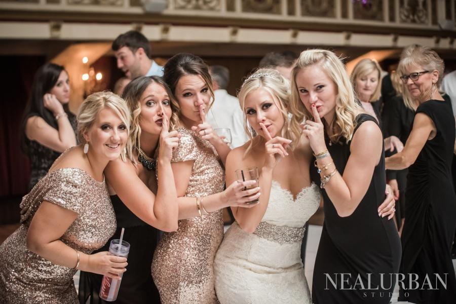 Wedding Of The Month Nina Greg At Statler City Signature