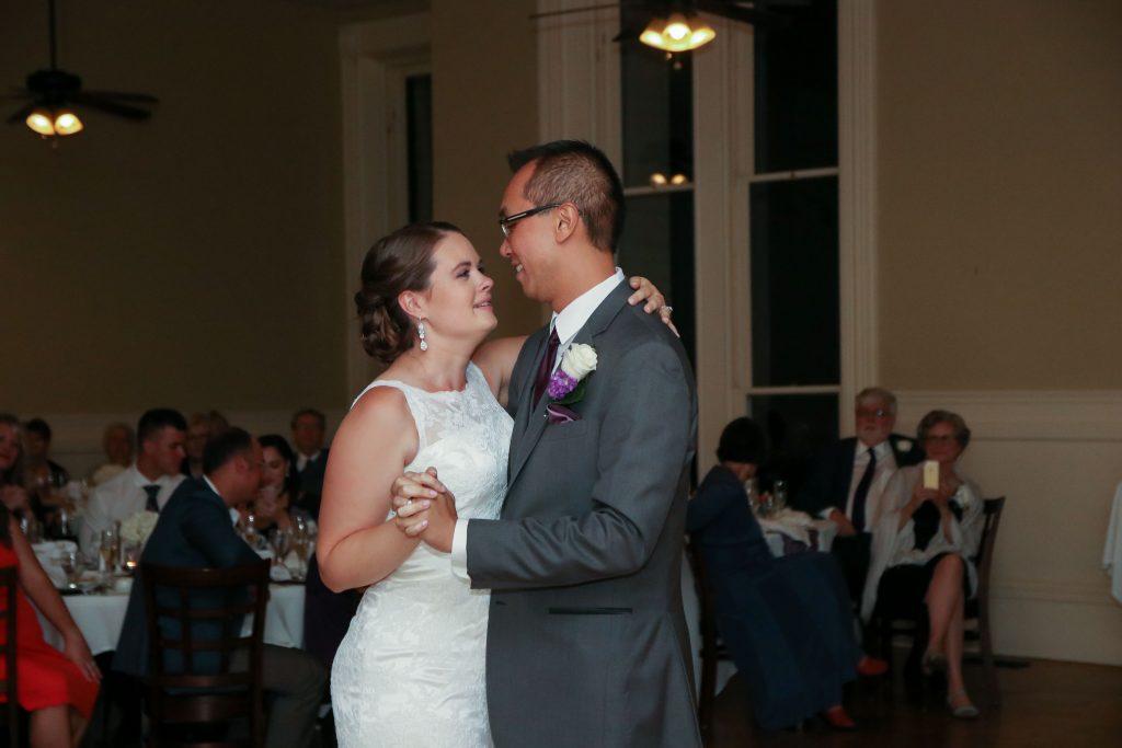 sarah and edmund first dance